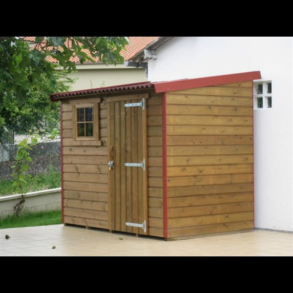 Agromarket s l caseta jard n modelo pic n 240 x 160 for Casetas de jardin metalicas baratas